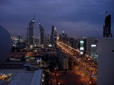 Dubai - el año pasado