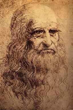 Posible autoretrato de Leonardo