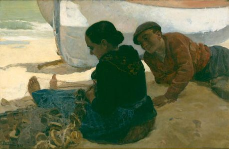 el-pillo-de-la-playa-sorolla