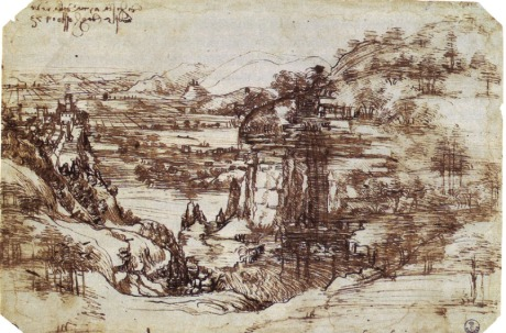 Estudio de Toscana(1473)