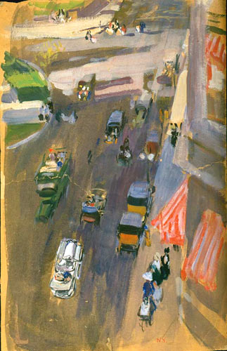 fifth-avenue-nueva-york-sorolla