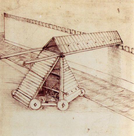 Máquina de asedio(1480)