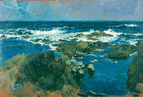 mar-y-rocas-de-san-esteban-asturias-sorolla